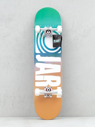 Skateboard Jart Classic (green/orange)