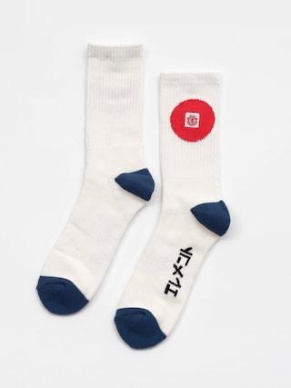 Ponožky Element Tokyo (off white)