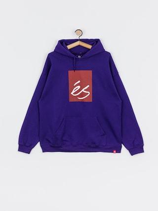 Mikina s kapucu00ed eS Main Block HD (purple)