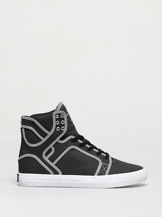Boty Supra Skytop (black/reflect white)