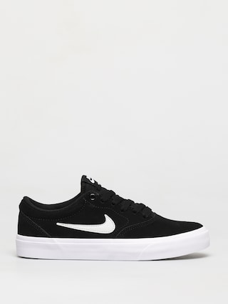 Boty Nike SB Charge Suede Gs (black/photon dust black black)