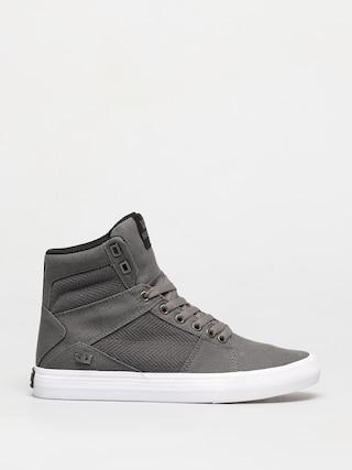 Boty Supra Aluminum (grey/black white)