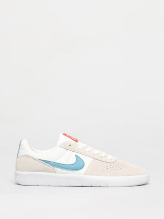 Boty Nike SB Team Classic (summit white/cerulean white)