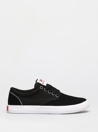 Boty Supra Chino (black/red white)