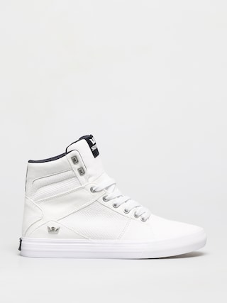 Boty Supra Aluminum (white white)