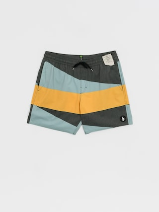 Krau0165asy Volcom Boardshorty Knotical Trunk (black)