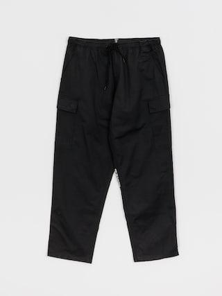Kalhoty Volcom X Macba Life Cargo (black)