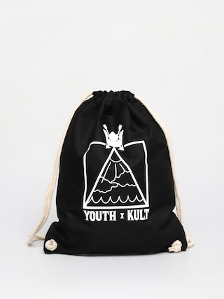 Batoh Youth Skateboards X Kult Wade (black)