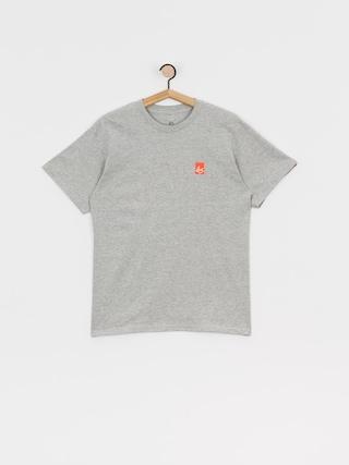 Tričko eS Team Fade (grey/heather)