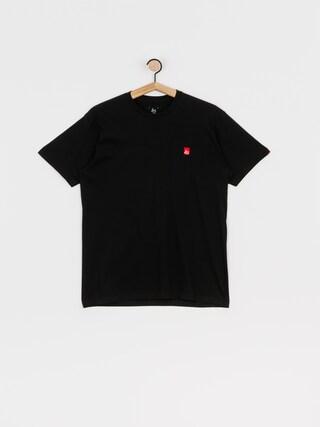 Tričko eS Main Block Emb (black)