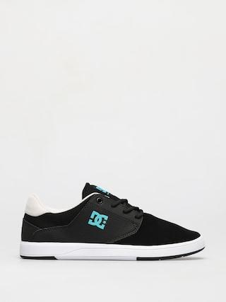 Boty DC Plaza Tc (black/turquoise)