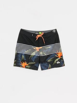Plážové kraťasy Quiksilver Everyday Lightning 17 (black)