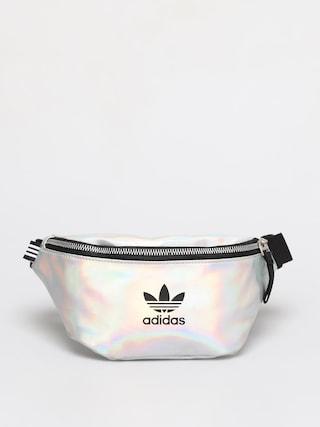 Ledvinka adidas Originals Waistbag (silver met/iridescent)