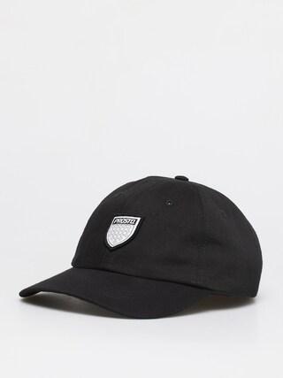 Kšiltovka  Prosto 6Panel Shield ZD (black)