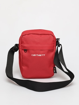 Tau0161ka Carhartt WIP Payton Pouch (etna red/white)