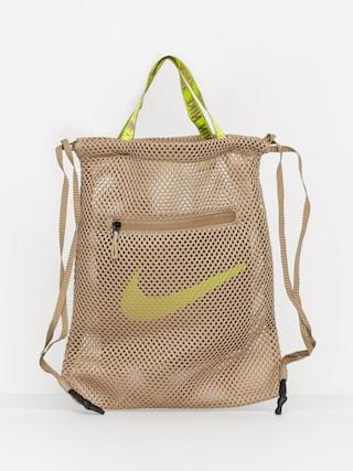 Batoh Nike Advance (khaki/khaki/lemon venom)