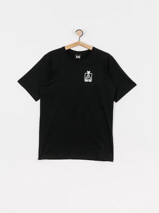 Tričko Youth Skateboards X Kult Wade (black)