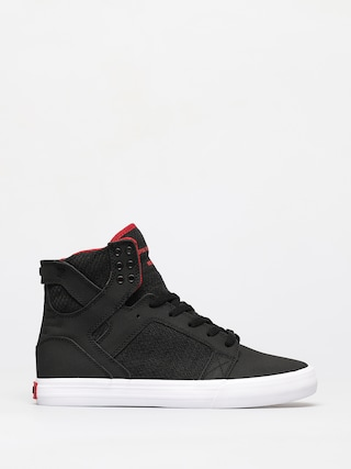 Boty Supra Skytop (black red/white)