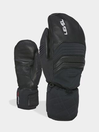 Rukavice Level Ultra Mitt (black)