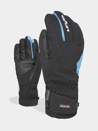 Rukavice Level Alpine (ninja black)