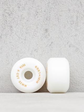 Kolečka Minilogo A Cut 2 (white)