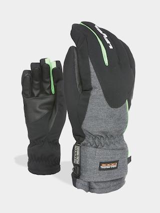 Rukavice Level Alpine (black grey)