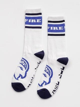 Ponožky Spitfire Og Clssc (white/navy/blue)
