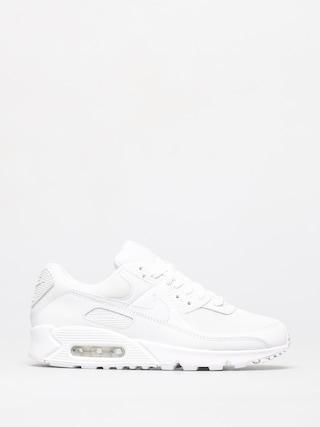 Boty Nike Air Max 90 (white/white white wolf grey)