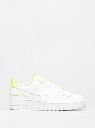 Boty Nike Air Force 1 07 (white/white barely volt)