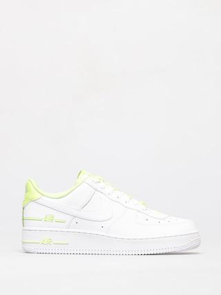 Boty Nike Air Force 1 07 (white/white barely volt)