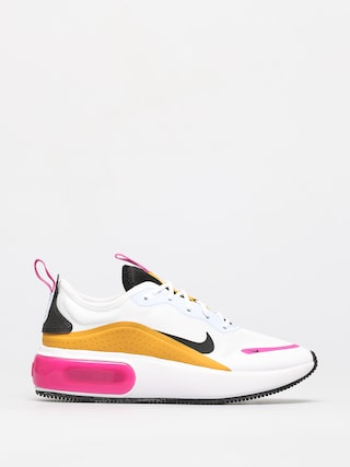 Boty Nike Air Max Dia Wmn (white/black pollen rise hydrogen blue)