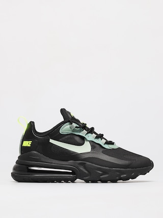 Boty Nike Air Max 270 React (black/pistachio frost silver pine volt)