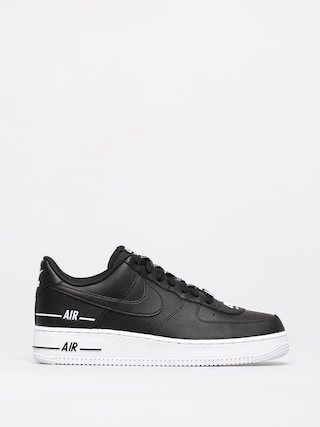 Boty Nike Air Force 1 07 (black/black white)