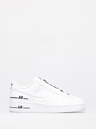 Boty Nike Air Force 1 07 (white/white black)