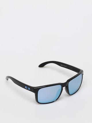 Sluneu010dnu00ed bru00fdle Oakley Holbrook (polished black/prizm deep h2o polarized)
