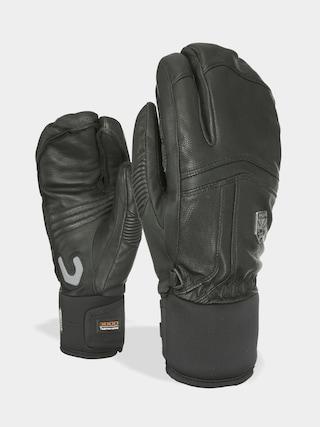 Rukavice Level Off Piste Leather Trigger (black)