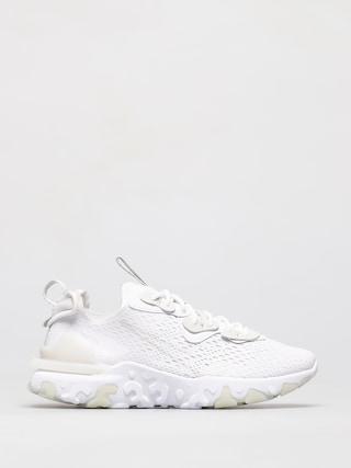 Boty Nike React Vision (white/lt smoke grey white lt smoke grey)