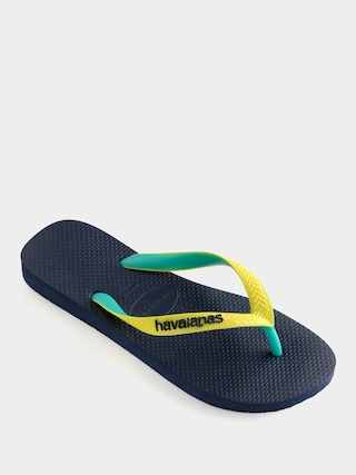 Plu00e1u017eovky Havaianas Hav Top Mix Wmn (navy/neon yellow)