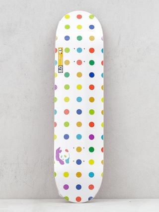 Deska Enjoi Dots Hybrid (white)