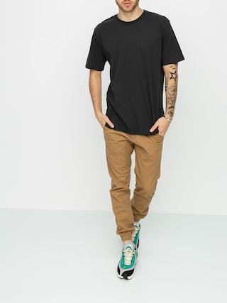 Kalhoty Prosto Chino Jogger Call (camel)