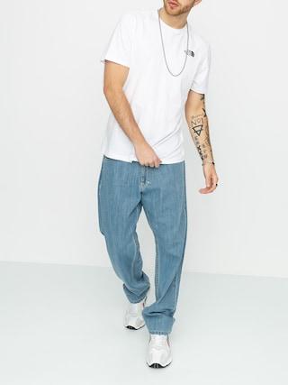 Kalhoty MassDnm Slang Jeans (light blue)