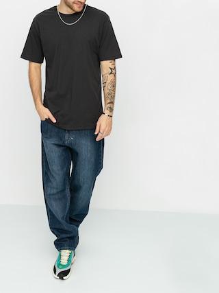 Kalhoty MassDnm Slang Jeans (dark blue)