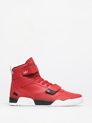 Boty Supra Breaker (red black/white)
