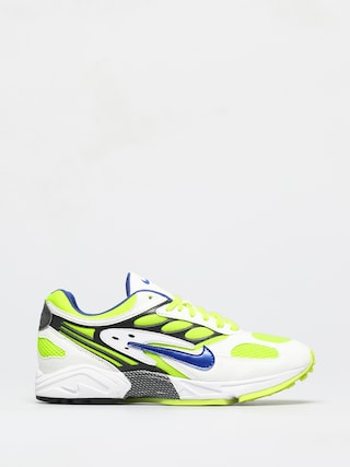 Boty Nike Air Ghost Racer (white/hyper blue neon yellow black)