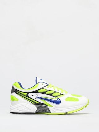 Boty Nike Air Ghost Racer (white/hyper blue neon yellow black)