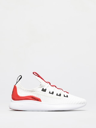Boty Supra Factor (white/red white)