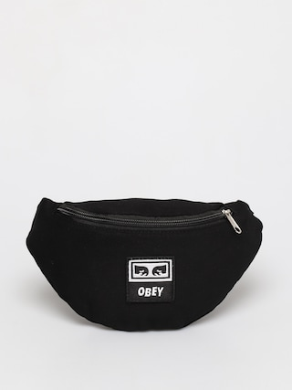 Ledvinka OBEY Wasted Hip Bag (black twill)