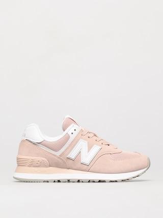 Boty New Balance 574 Wmn (pink white)
