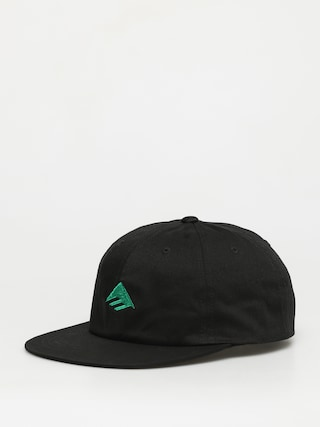 Ku0161iltovka  Emerica Triangle Low Snapback ZD (black/green)
