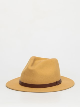 Klobouk Brixton Messer Fedora (honey)
